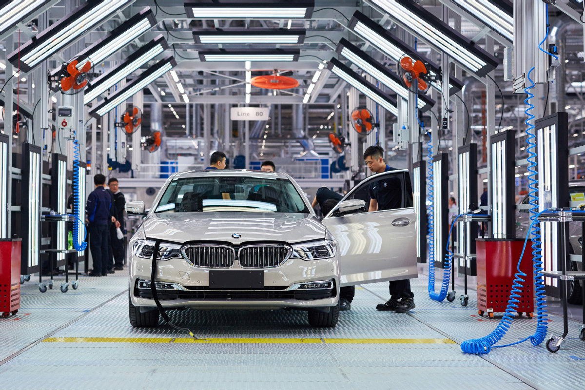 liberalizzazione mercato automotive cina bmw
