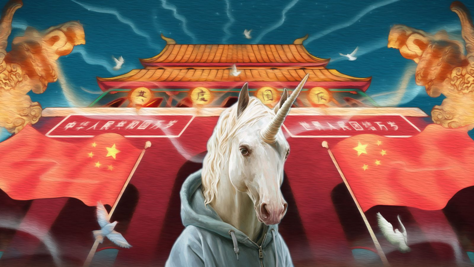 unicorns in china 2018