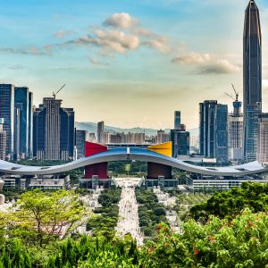 Shenzhen, città sostenibile
